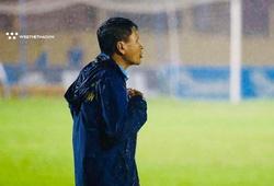 Thắng Nam Định, HLV Khánh Hòa bình thản với cuộc đua trụ hạng V.League 2019