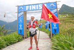 Nguyễn Tiến Hùng bảo vệ thành công ngôi vương tại Vietnam Mountain Marathon