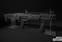Shotgun DBS - Vũ khí mới trong bản update PUBG 4.3