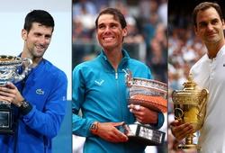 Công nghệ giúp Federer, Nadal, Djokovic trở nên vĩ đại như thế nào? - Kỳ 1