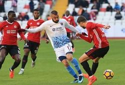 Dự đoán Sivasspor vs Trabzonspor 00h00, 24/09 (vòng 5 VĐQG Thổ Nhĩ Kỳ)