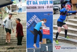"""""""Dáng đi xác sống"""" - đặc sản thương hiệu của Vietnam Mountain Marathon"""
