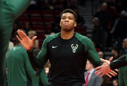 Milwaukee Bucks bị phạt tiền vì hứa ký Supermax với Giannis Antetokounmpo