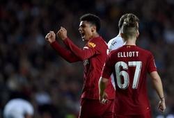 Klopp ấn tượng với Elliott và kế hoạch dài hạn của Liverpool cho Hoever