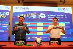 Ra mắt Giải bóng đá 7 người vô địch toàn quốc Hyundai Cup 2019 by TC Motor
