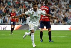 Rodrygo lập 2 kỷ lục với Real Madrid trong ngày ra mắt