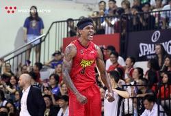 Tavarion Nix khuấy đảo giải đấu ở Malaysia sau khi vô địch VBA