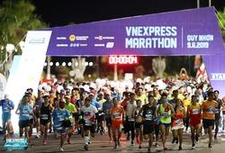 Chạy bộ mỗi ngày: VnExpress Marathon tổ chức thường niên ở Quy Nhơn