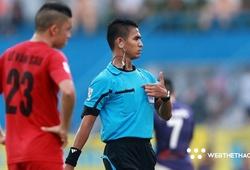 Hai trọng tài Malaysia sẽ cầm còi ở hai vòng cuối V.League 2019
