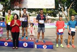 Đỗ Quốc Luật, Phạm Thị Huệ vô địch Chung kết Giải chạy Báo Hànộimới 2019