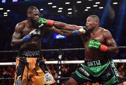 Deontay Wilder vs Luis Ortiz 2 chính thức diễn ra ngày 23 tháng 11 tới