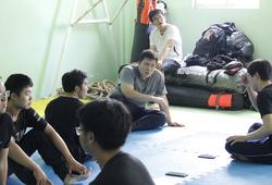 Toàn cảnh buổi Try out của Saigon Pro Wrestling Club