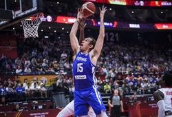 Sao FIBA World Cup của ĐT Philippines nghỉ tập vì chấn thương