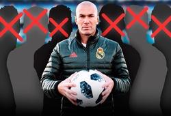 Zidane và lựa chọn hóc búa ở trận Real Madrid vs Brugge tại Cúp C1