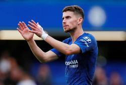 """Chelsea thêm động lực ở Cúp C1 khi Jorginho """"vô đối"""" tại Ngoại hạng Anh"""