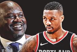 """Damian Lillard: """"Kobe Bryant đã gánh Shaquille O'Neal những năm tại Lakers"""""""
