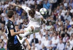 Bàn thắng của Ramos cho Real Madrid trước Club Brugge có hợp lệ?