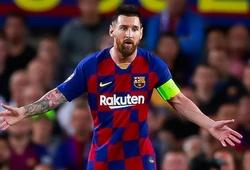 """Messi sẽ kết thúc 134 ngày """"tịt ngòi"""" khi gặp """"con mồi"""" yêu thích?"""
