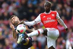 Arsenal thắng tối thiểu Bournemouth khi mất oan 1 quả phạt đền