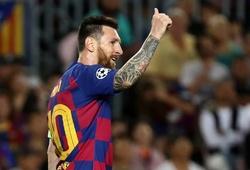 Messi ghi 37 bàn thắng cho Barca trước chỉ một đối thủ