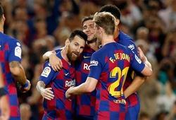 Messi ghi bàn, Barca hủy diệt Sevilla trong ngày nhận hai thẻ đỏ