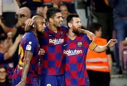 """Barca có nhiều """"sát thủ"""" nhất 5 giải VĐQG hàng đầu châu Âu"""