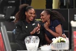 """Venus Williams: """"Với chị em nhà tôi, Karaoke là số 1"""""""