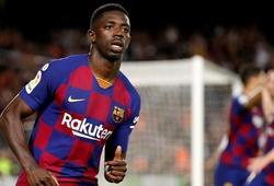 Tin bóng đá 9/10: Barca chính thức mất Dembele ở Siêu kinh điển
