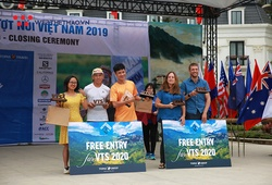 VĐV Việt Nam chiếm ưu thế tại bảng xếp hạng Vietnam Trail Series 2019