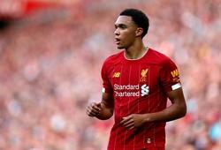 Alexander-Arnold sẽ được chuyển đổi thành tiền vệ ở Liverpool?