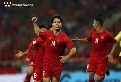 Đội hình ra sân ĐT Việt Nam vs Malaysia tối nay: Công Phượng đá chính