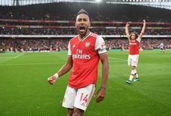 CĐV Arsenal phát cuồng khi Aubameyang nhận giải xuất sắc nhất tháng