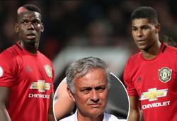 Mourinho đã quyết định đúng về 4 cầu thủ MU bao gồm Pogba và Rashford