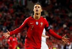 Ronaldo ghi bàn thứ 699, tiến gần đến kỷ lục của Ali Daei