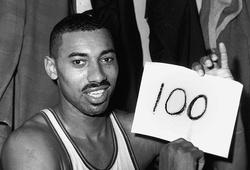 Kỷ niêm 20 năm ngày mất huyền thoại 100 điểm, Wilt Chamberlain
