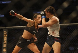 UFC Fight Night 161: Joanna Jedrzejczyk chiến thắng tuyệt đối Michelle Waterson