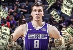 Bogdan Bogdanovic được Kings chìa bản hợp đồng trị giá hơn nghìn tỷ
