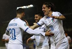 ĐT Italia san bằng kỷ lục tồn tại 80 năm trên đường tới Euro 2020