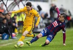 Xem trực tiếp Eibar vs Barca trên kênh nào?
