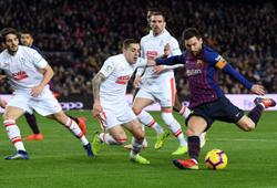 Barcelona gặp nhiều khó khăn trước trận đấu với Eibar