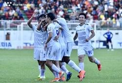 Cuộc đua trụ hạng V.League 2019: HAGL khó xuống hạng, Thanh Hóa lâm nguy
