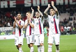 Không Neymar hay Cavani, PSG vẫn vùi dập Nice để giữ ngôi đầu