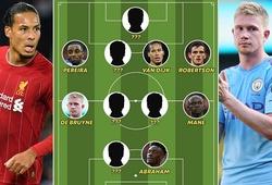 Liverpool thống trị đội hình tiêu biểu Ngoại hạng Anh
