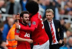 MU từng bị cảnh báo khi mua Mata và Fellaini thời hậu Alex Ferguson