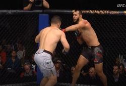 KẾT QUẢ UFC: Dominick Reyes với cú KO tuyệt đỉnh lên Chris Weidman