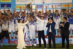 Hà Nội FC vô địch giải U21 Quốc gia 2019