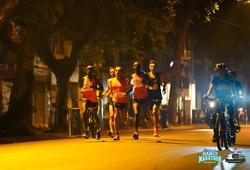 Màn tranh tài khốc liệt của các elite tại VPBank Hanoi Marathon 2019