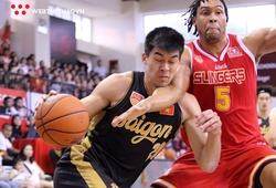Thư viện ABL: Saigon Heat - niềm tin của bóng rổ Việt Nam