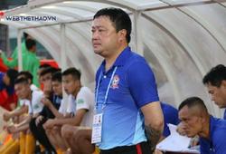 HLV Trương Việt Hoàng gửi lời tri ân trước khi chia tay Hải Phòng FC