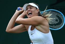 Maria Sharapova mắc bệnh nghề nghiệp